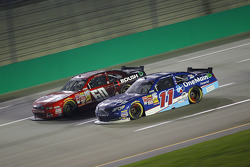 Chris Buescher and Elliott Sadler