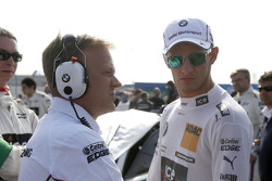 Stefan Reinhold, BMW Team RMG and Marco Wittmann, BMW Team RMG BMW M4 DTM