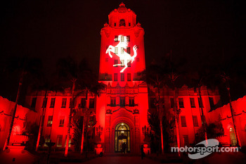 Ferrari celebrates 60 years in USA