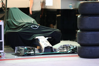 Mercedes AMG F1 W05 nosecone