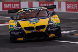 #30 BMW Sports Trophy Team Brasil BMW Z4: Matheus Stumpf, Miguel Paludo