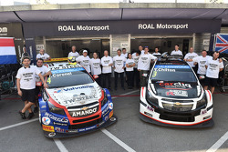 Winner Yokohama Teams' Trophy Team Roberto Ravaglia, Team Roal Motorsport