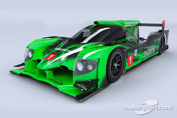 Extreme Speed Motorsports HPD ARX-04b unveil