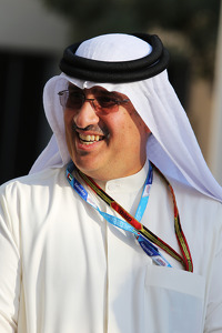 Sheikh Mohammed bin Essa Al Khalifa, CEO of the Bahrain Economic Development Board