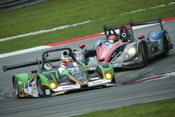 #77 Craft-Bamboo Racing Ligier: Samson Chan, Kevin Tse, Jonathan Venter
