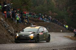 Lorenzo Bertelli and Giovanni Bernacchini, Ford Fiesta WRC