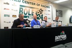Ron Watson, Tommy Kendall, Ricky Carmichael, John Doonan
