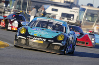 #28 Konrad Motorsport Porsche 911 GT Americas: Lance Willsey, Christian Engelhart, Klaus Bachler, Christopher Zoechling, Rolf Ineichen