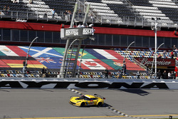 #3 Corvette Racing Chevrolet Corvette C7.R: Jan Magnussen, Antonio Garcia, Ryan Briscoe takes the GTLM class win