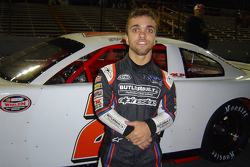 Rico Abreu prior to the Pete Orr Memorial Race at New Smyrna Speedway