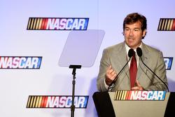 Joie Chitwood, president of Daytona International Speedway