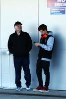 Norbert Vettel, father of Sebastian Vettel, Ferrari