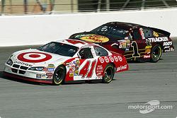 Casey Mears and Martin Truex Jr.