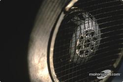 Detail of the BAR-Honda 006