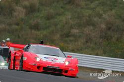 Honda NSX: Katsutomo Kaneishi, Daisuke Ito