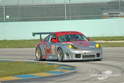 #76 Flying Lizard Motorsports Porsche GT3 Cup: Johannes van Overbeek, Lonnie Pechnik, Seth Neiman, Jon Fogarty
