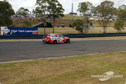 Mark Skaife on his way to provisional pole