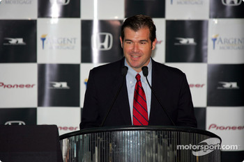 IMS Senior Vice President of Business Affairs Joie Chitwood