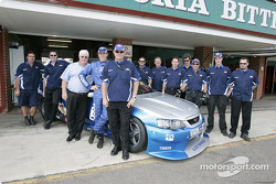 Steve Ellery and his crew