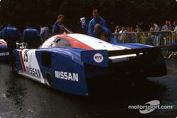 #25 Nissan Motorsport Nissan R89C