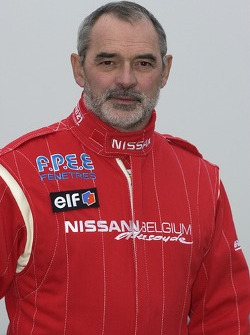 Nissan Dessoude team presentation: Jacky Dubois