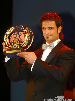 Vitantonio Liuzzi, FIA Formula 3000 International Championship