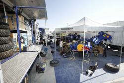 Volkswagen test in Turkey: service area