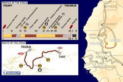 Stage 8: 2005-01-07, Tichit to Tidjikja