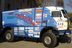 Kamaz-Master Kamaz truck
