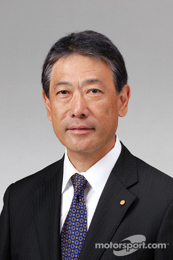 Yuzo Ushiyama, Managing Officer Toyota Motor Corporation