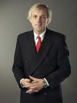 Gustav Brunner, Chief Designer Toyota Motorsport GmbH