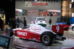 Toyota IRL car