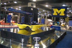U of M solar-powered racer