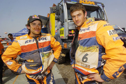 Isidre Esteve Pujol and Marc Coma