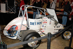 #4 Diet Pepsi Midget, driven by 1990 USAC Midget Champion Jeff Gordon