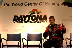 Jeff Burton press conference