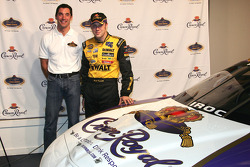 IROC press conference: Max Papis and Matt Kenseth