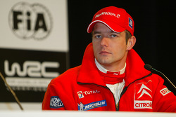 Press conference: Sébastien Loeb