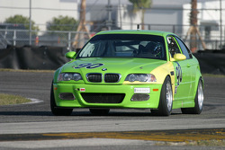 #90 Automatic Racing BMW M3: Jep Thornton, David Russell, Dave Riddle