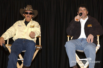 Petty Enterprises: Richard Petty and Jeff Green