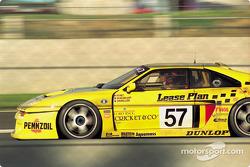 #57 Toison d'Or Venturi 500 LM: Marc Duez, Éric Bachelart, Philip Verellen