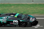 #50 TWR Jaguar Racing Jaguar XJ220 C: John Nielsen, David Brabham, David Coulthard