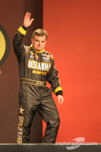 Drivers presentation: Joe Nemechek