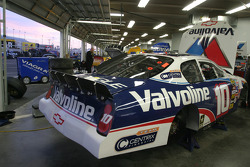 Valvoline Chevy garage area