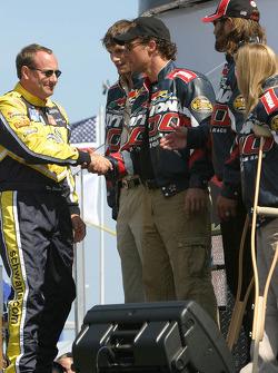 Drivers presentation: Ken Schrader