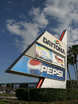 Welcome to Daytona International Speedway