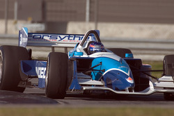 Paul Tracy in the Forsythe Indeck Lola