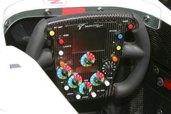 Toyota steering wheel