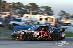 #34 ZIP Racing Porsche 911 GT3 RS: Steven Ivankovich, Spencer Pumpelly, Andy Lally
