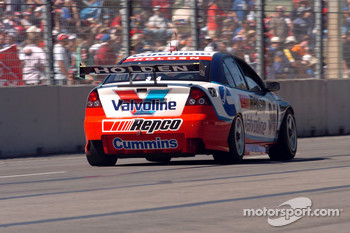Andrew Jones kept out of trouble for his first drive at the Clipsal 500